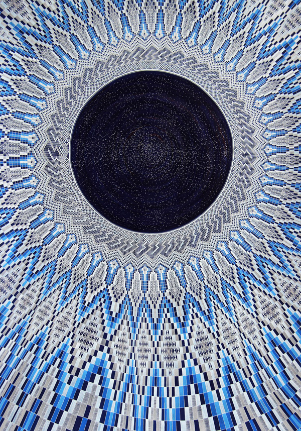 LUCAS GROGAN A PALE BLUE DOT Martin Browne TDF
