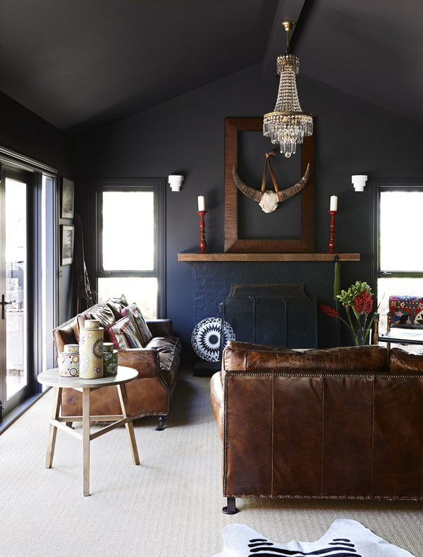 Tom And Kristan Dwyer And Family The Design Files Australia S