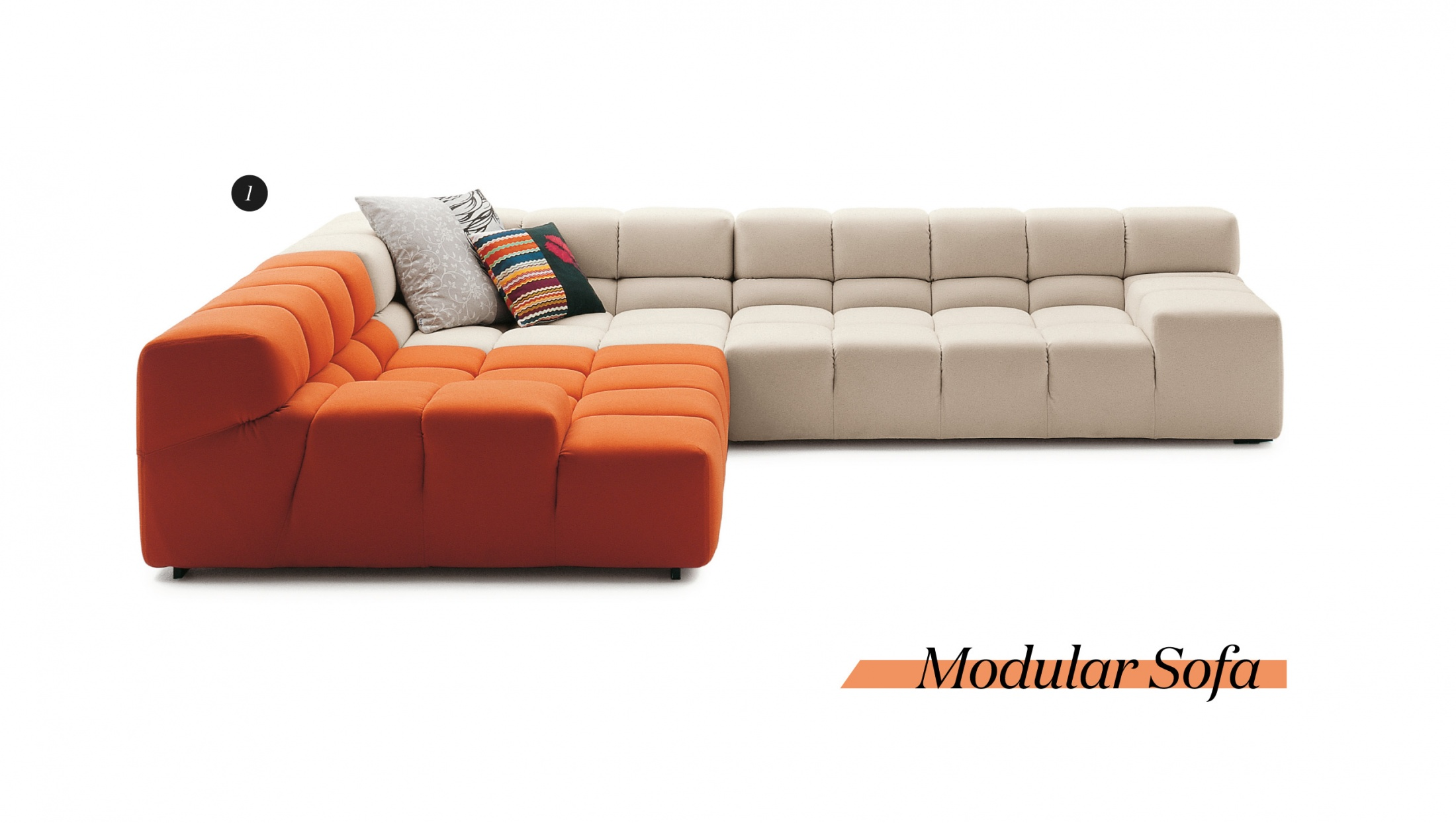 Designed by norm architects its both homey and architectural at the same time the modular sofa