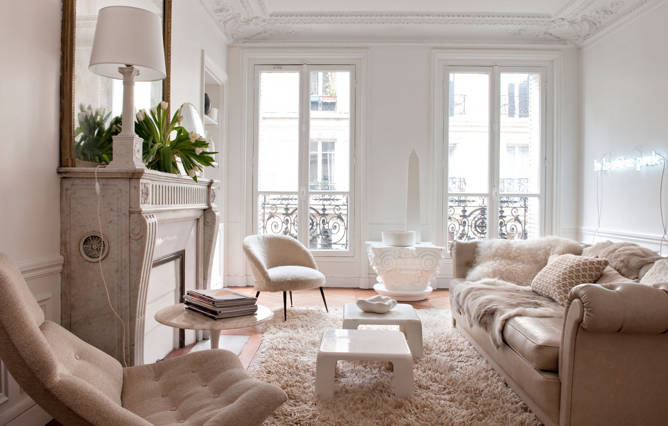 French Home Interiors | Getting The New French Look