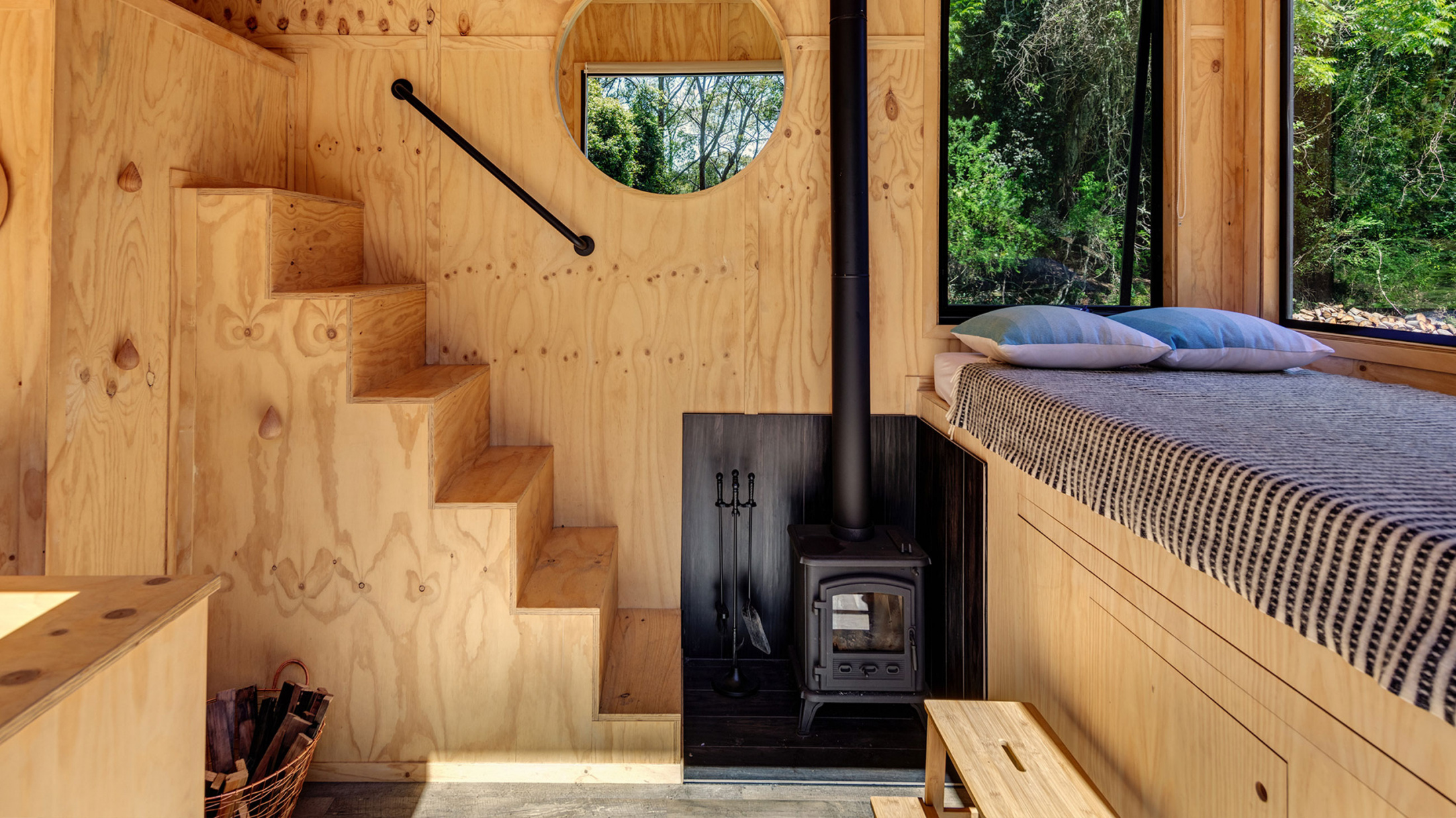 CABN Off-The-Grid Holiday Cabins