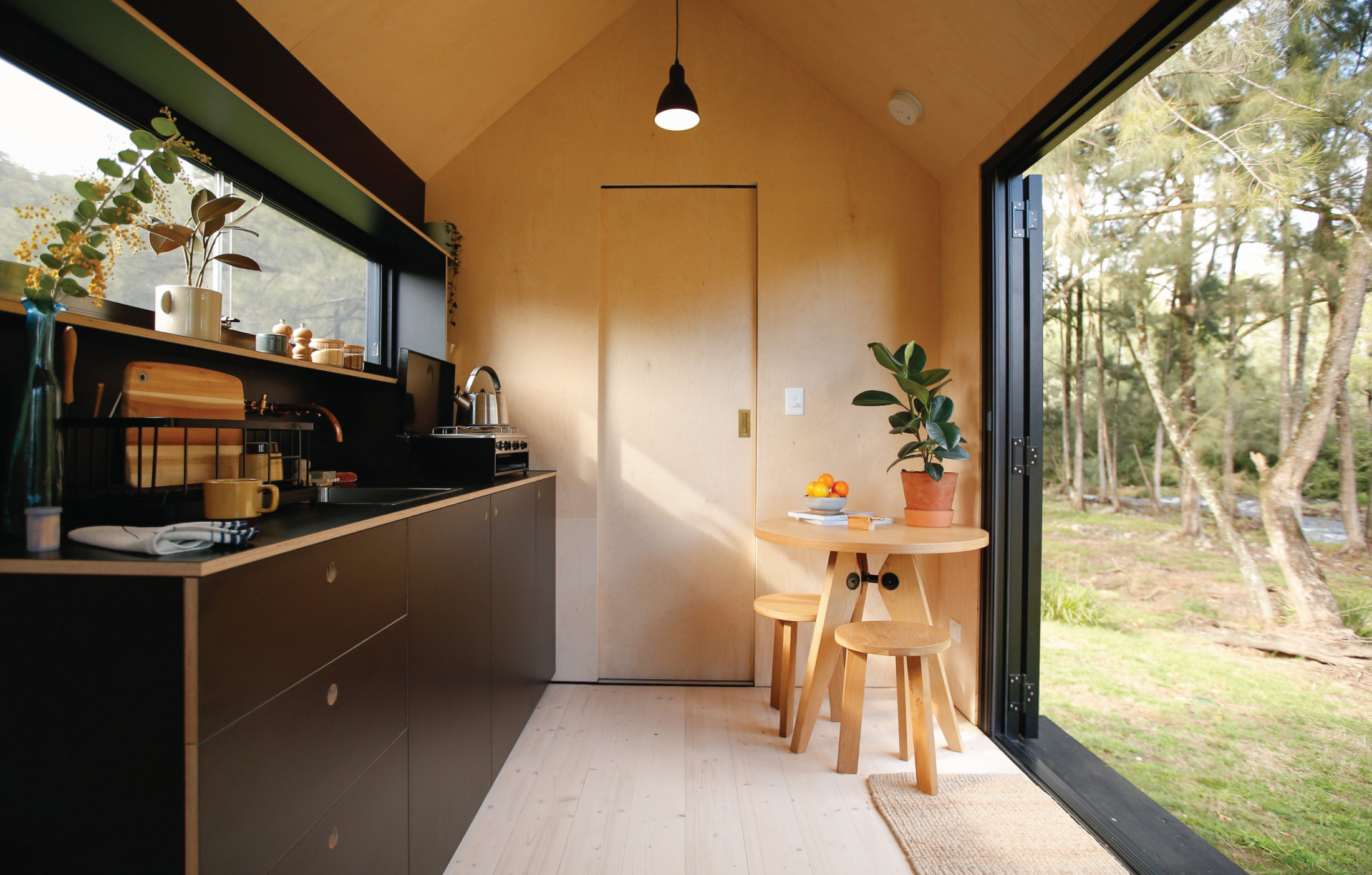 Escape To The Country In The Barrington Eco Hut